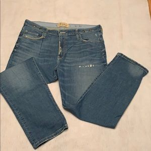 Anthropologie Holding Horses ankle jeans